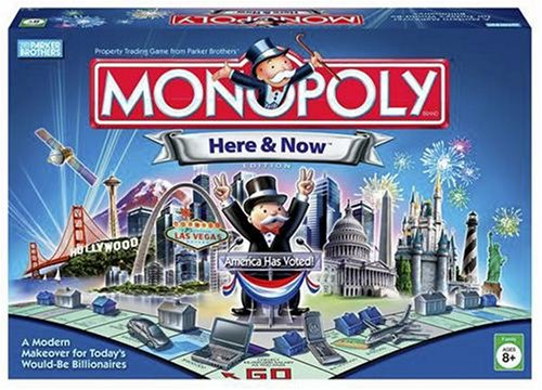 monopoly here and now world edition instructions