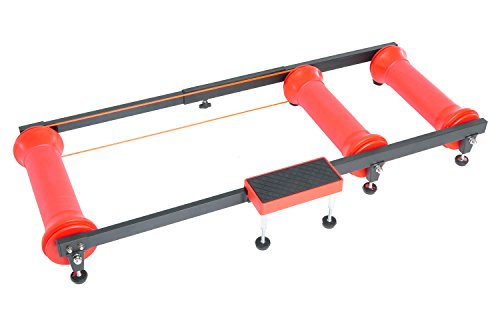 elite parabolic rollers instructions
