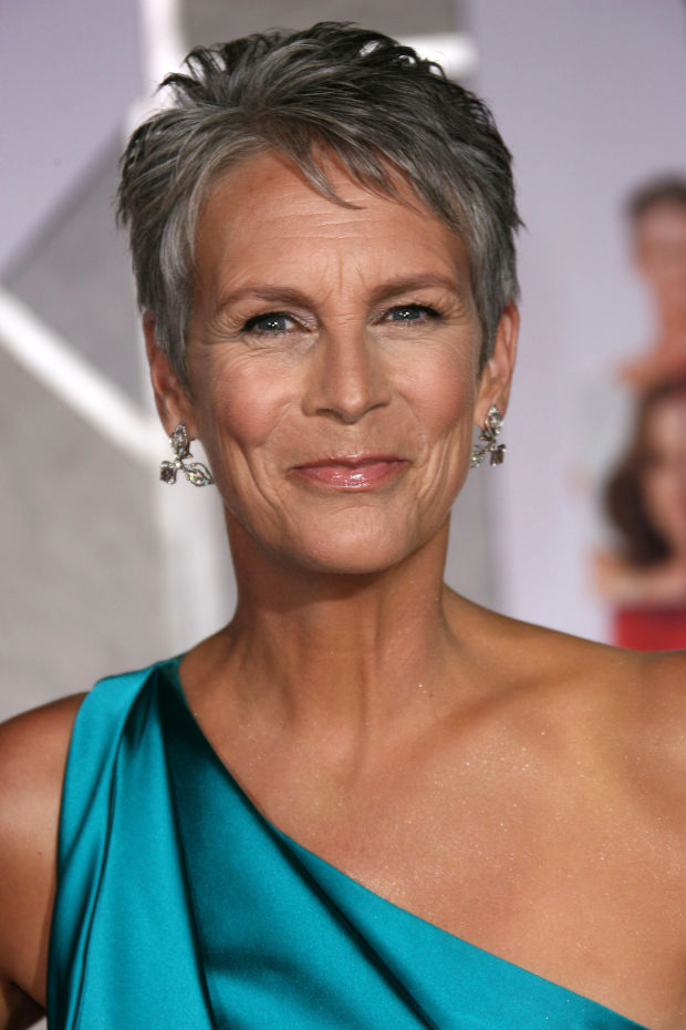 jamie lee curtis haircut instructions