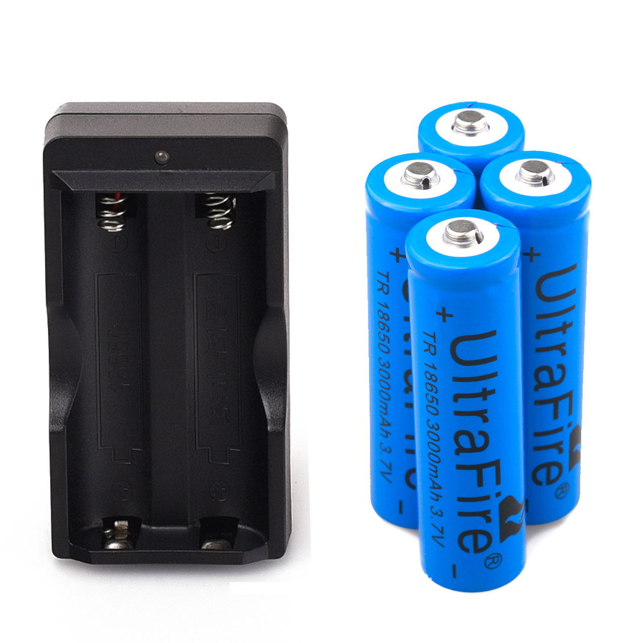 ultrafire 18650 battery charger instructions