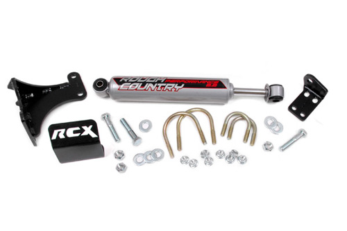 rough country steering stabilizer installation instructions