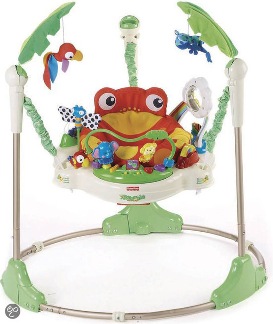 fisher price jumperoo instructions