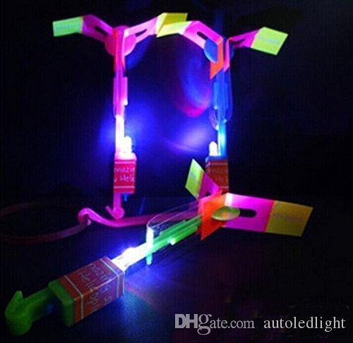 led party light instructions