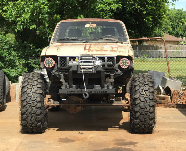 toyota solid axle swap instructions