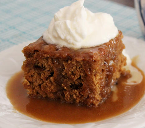costco sticky toffee pudding instructions