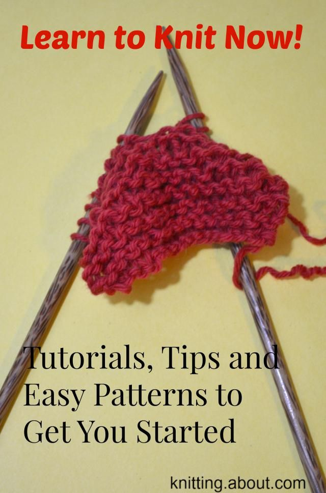 knitting instructions casting on