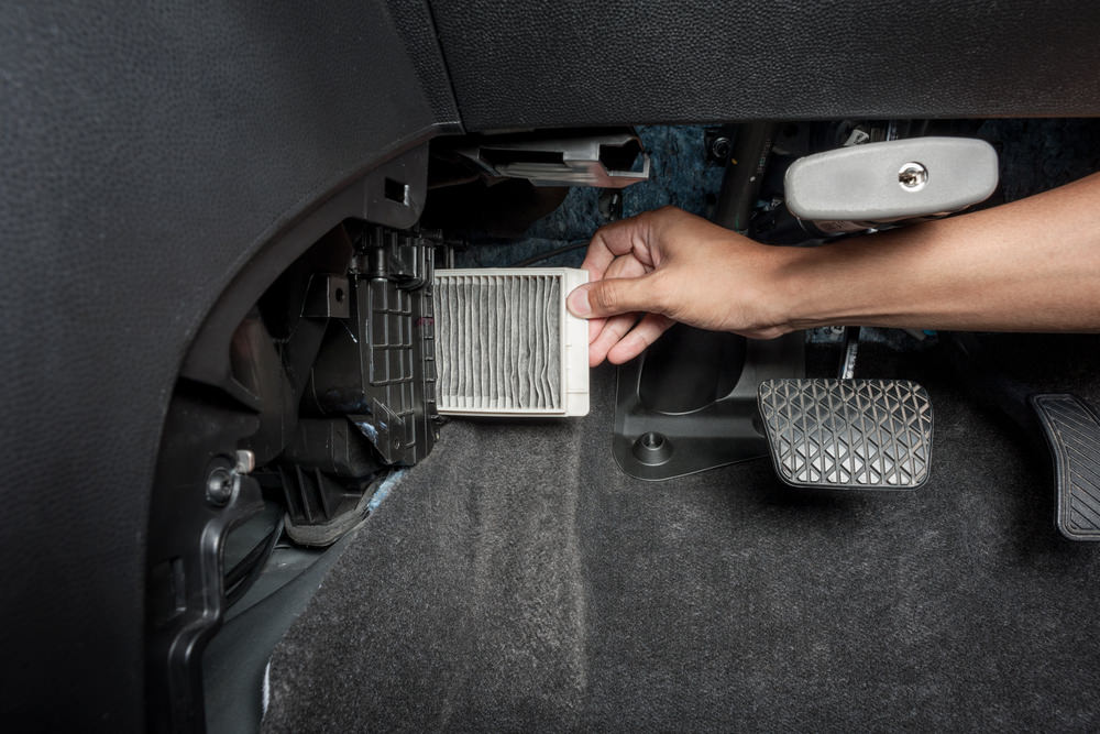 kn air filter cleaning instructions