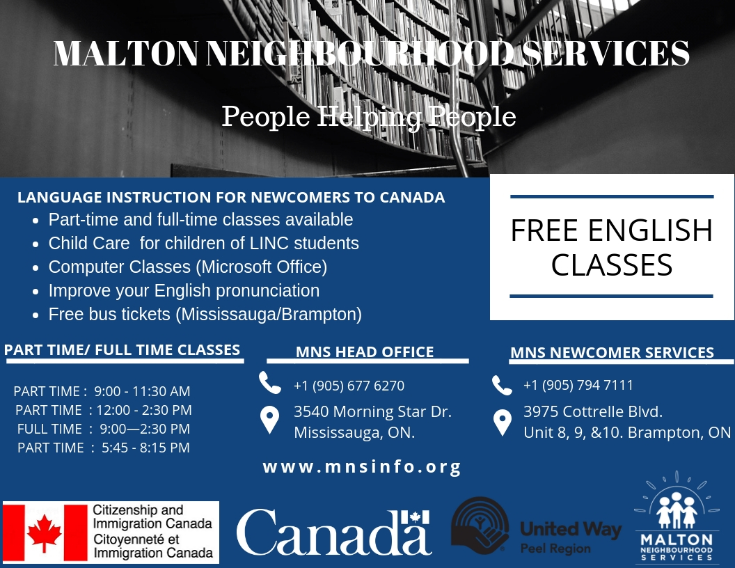linc language instruction for newcomers to canada