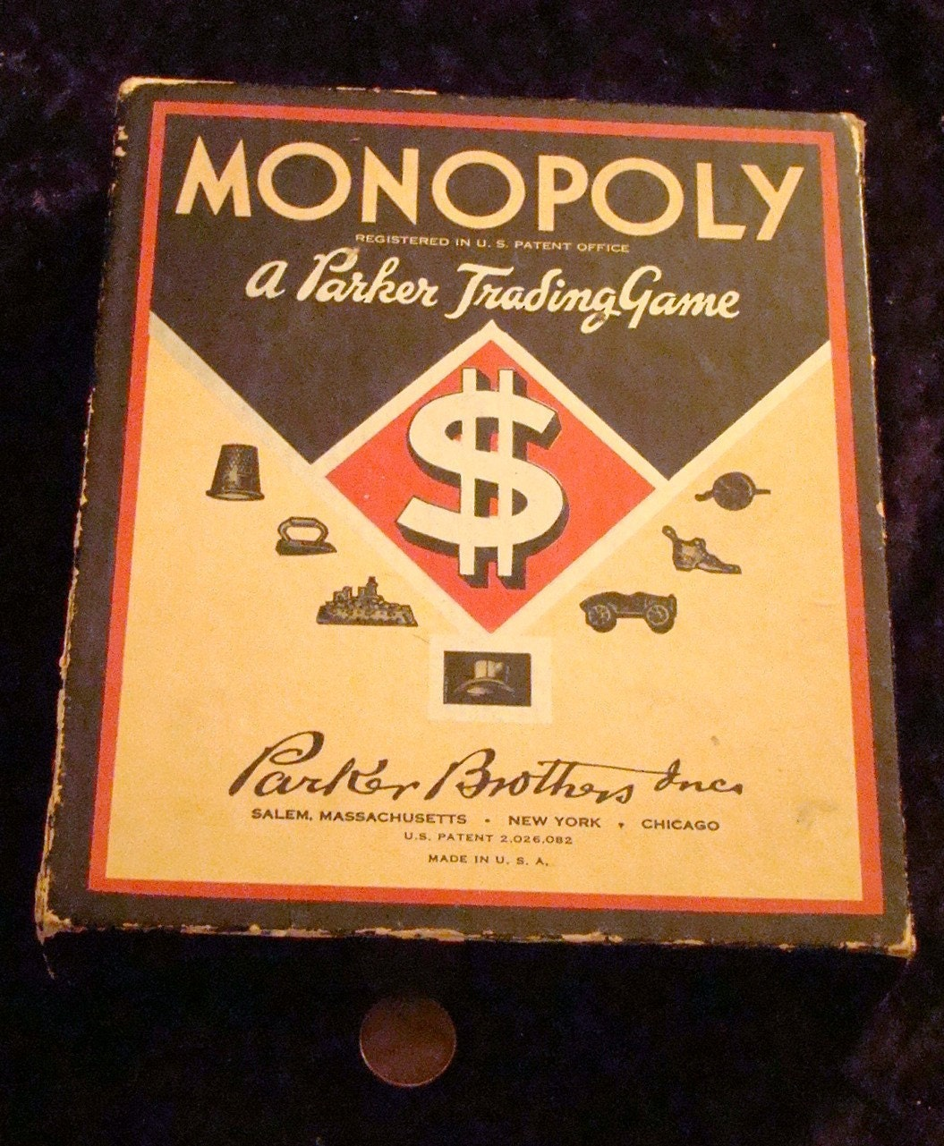 monopoly short game instructions