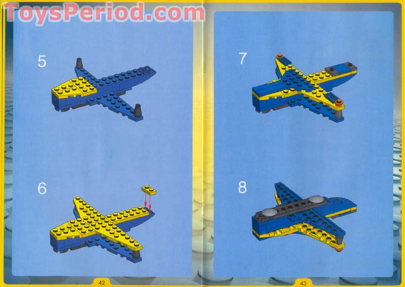 playmobil airport instructions download