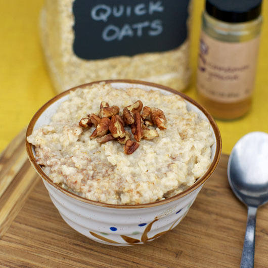 quick oats cooking instructions