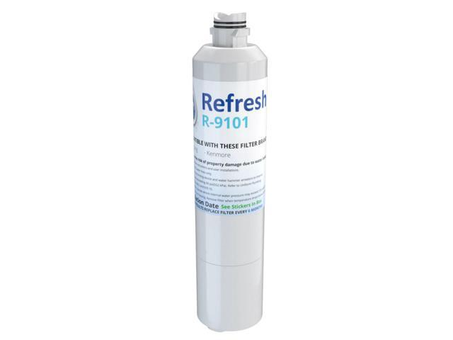 samsung rf4287hars filter replacement instructions