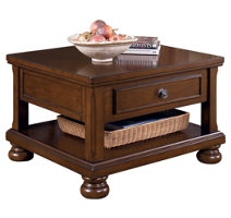 sauder lift top coffee table assembly instructions