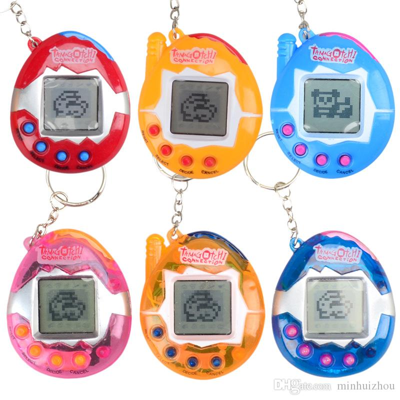tamagotchi connection 49 in 1 instructions